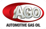 Auto Gas and Oil Logo